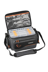 Savage Gear System Box Bag L 4 boxes 24x47x30cm