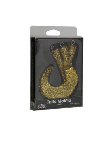 Svartzonker Tails McMio 3-pack Gold