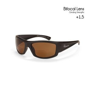 Leech Vision Polarized Bifocal Sunglasses +1.5