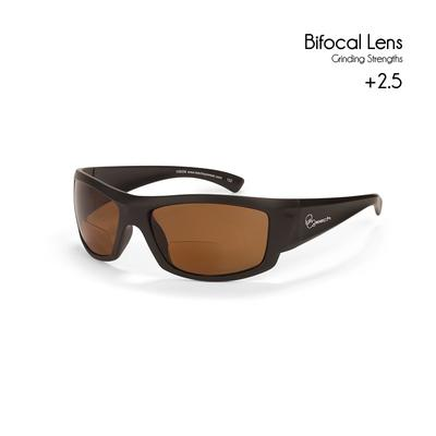 Leech Vision Polarized Bifocal Sunglasses +2.5