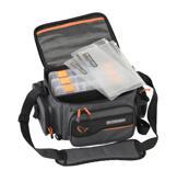 Savage Gear System Box Bag M 3 boxes & PP Bags 20x40x29cm