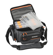 Savage Gear System Box Bag M 3 boxes & PP Bags 20x40x29cm