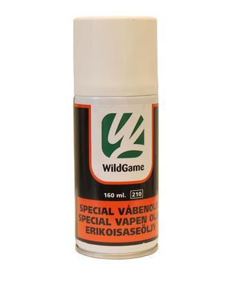 Wild Game Vapenolja special 160ml spray