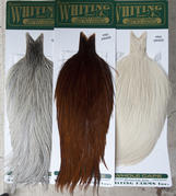 High & Dry Hackle Cape - WD/Brown