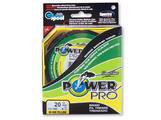Power Pro 135m Flätlina GUL 0,19mm