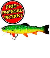 Tommy the Trout 250mm 160g Low Floating Crazy Firetiger