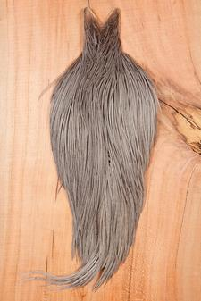 High & Dry Hackle 1/2 Cape - Medium Dun