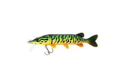 Mike the Pike 170mm 42g Slow Sinking Crazy Firetiger