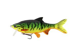 Ricky the Roach 150mm 36g Low Floating Crazy Firetiger