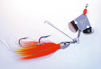 Blue Fox Buzzer 20gr SORC