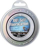 Savage Gear Soft Fluoro Carbon 0.30mm 50m 6kg 13.3lb
