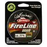FireLine 0,40mm 150m Svartzonker Braid
