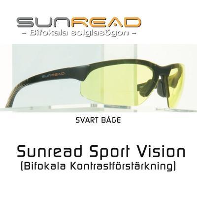 SUNREAD SPORT VISION BIFOCALS +1,5