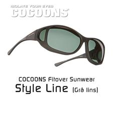 COCOONS FITOVER STYLE LINE GRAY