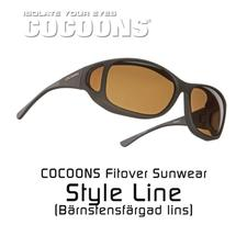 COCOONS FITOVER STYLE LINE AMBER