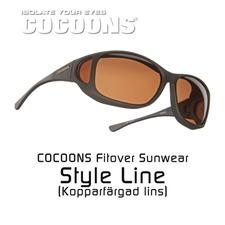 COCOONS FITOVER STYLE LINE COPPER