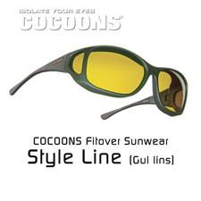 COCOONS FITOVER STYLE LINE YELLOW