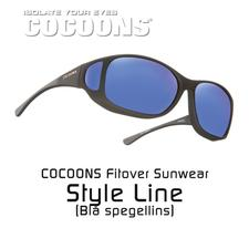 COCOONS FITOVER STYLE LINE BLUE MIRROR