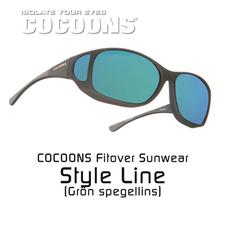 COCOONS FITOVER STYLE LINE GREEN MIRROR
