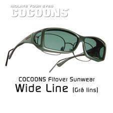COCOONS FITOVER WIDE LINE GRAY