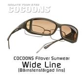 COCOONS FITOVER WIDE LINE AMBER