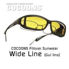 COCOONS FITOVER WIDE LINE YELLOW