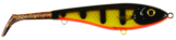 Bandit Paddle Tail, slow sink, 22cm, Black Okiboji Perch - Gold