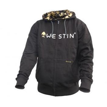Westin Zip Hoody L Charcoal