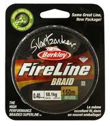 FireLine 0,14mm 1800m Svartzonker Braid