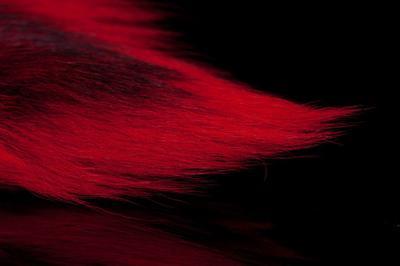 Bucktail röd