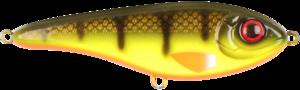 Buster Jerk, sinking, 15cm, Hot Baitfish