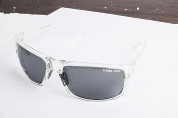 Polariserande solglasögon Clear, Grå lins